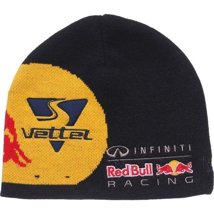 f357834c317e5 Gorro Red Bull Racing F1 Sebastian Vettel - R  129