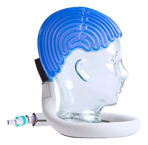 gorro refrigerante - previene la caída de cabello - alquiler