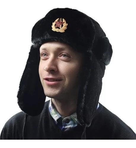 gorro ruso unión soviética urss