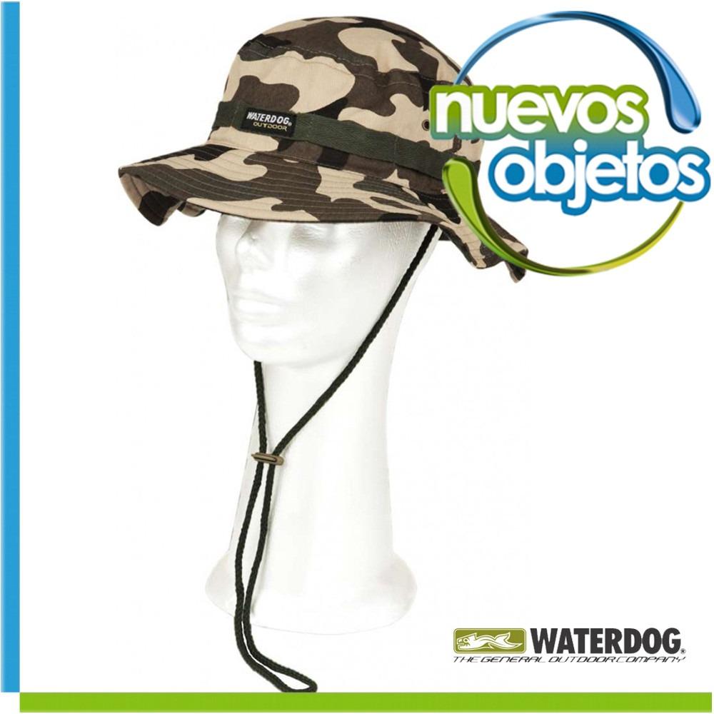 gorro sombrero australiano pesca waterdog piluso camuflado. Cargando zoom. 133bd379d0f