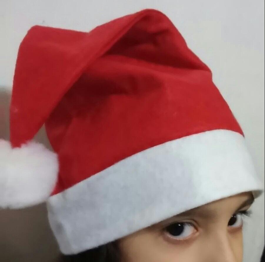 Gorro Sombrero Papa Noel Tamaño Stand Chicos Adulto Navidad -   25 ... dfde4fbc6b9