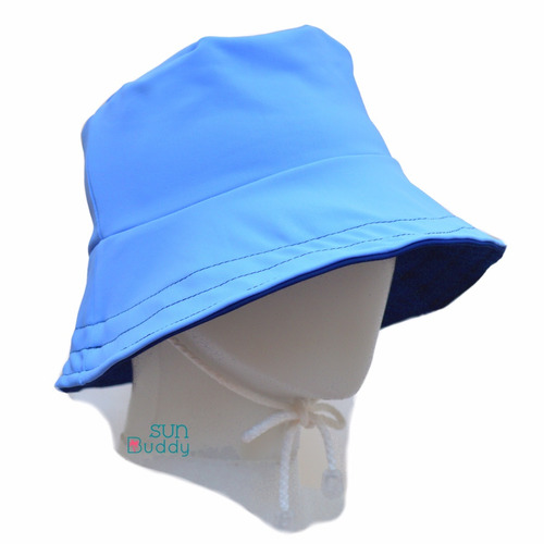 gorro sombrero piluso protecciónuv sol playa pileta mar nene