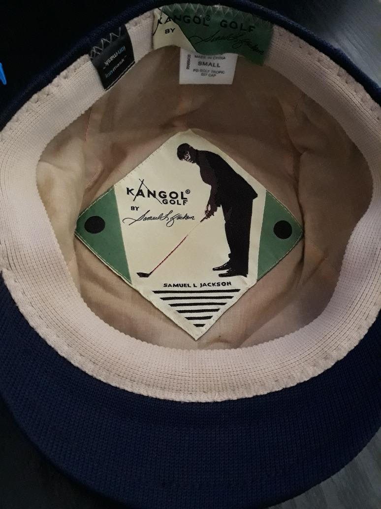 Gorro Sunstoper Marca Kangol Edicion Limitada -   785.00 en Mercado ... e978250a75c