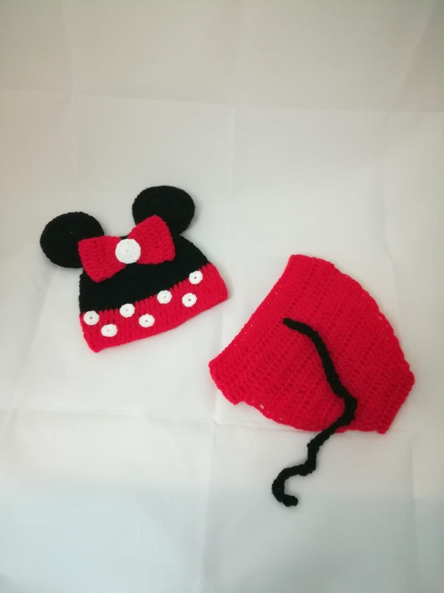 Gorro Tejido Al Crochet Bebés Nenas - $ 340,00 en Mercado Libre