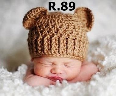 b69548a3ca844 Gorro Tejido Bebe Niña Niño Dama Caballero Crochet - Bs. 0