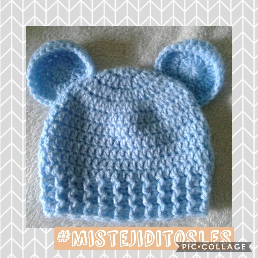 gorro tejido crochet bebe niño primavera verano. Cargando zoom. 5f0fb863a09