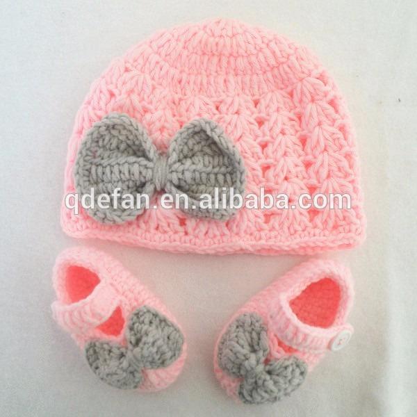 Gorro Tejido Crochet Para Bebe Niña Niño Dama Caballero - Bs. 0,01 ...
