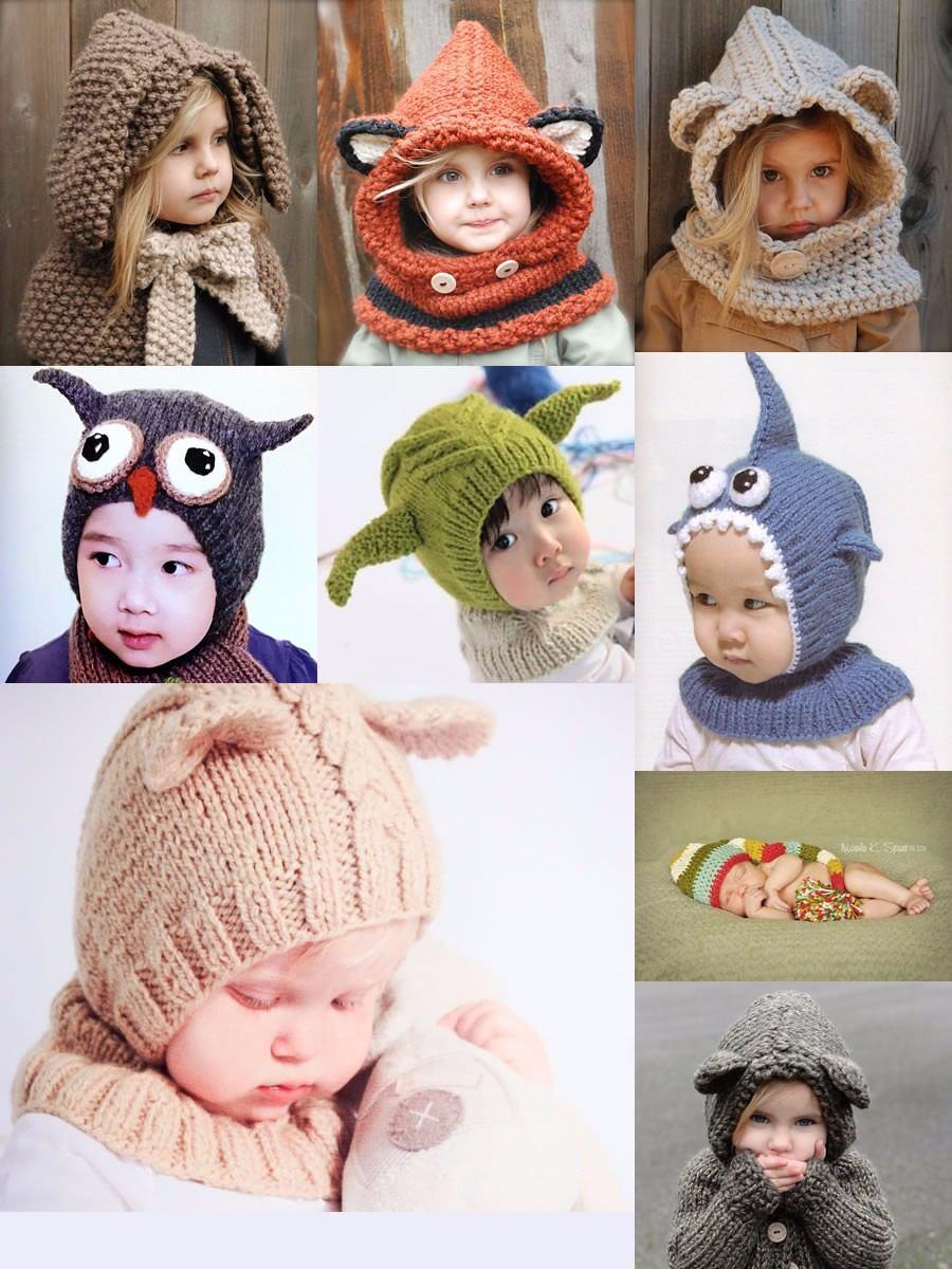 6424eab24 gorro tejido estilo zorro crochet mujer bebe niños adulto. Cargando zoom.
