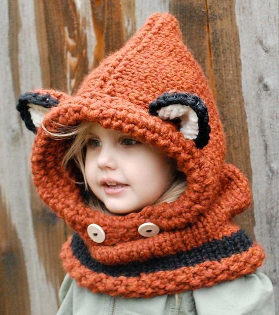 8b6979c11327b Gorro Tejido Estilo Zorro Crochet Mujer Bebe Niños Adulto -   899.00 ...