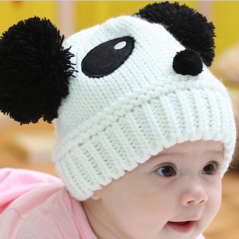 gorro tejido oso panda bordado miscellaneous by caff. Cargando zoom. 02e7f8089c8
