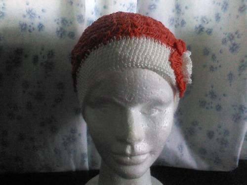 gorro tejidos a crochet