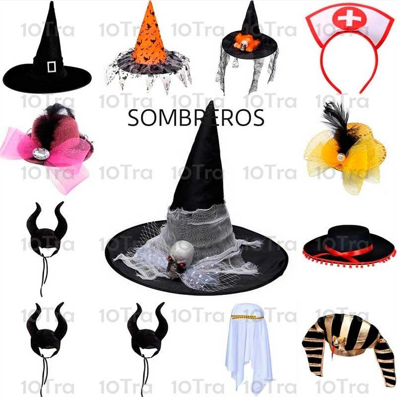gorro tiroles cotillón disfraz halloween cumpleaños fdd. Cargando zoom. ce21c0623c6