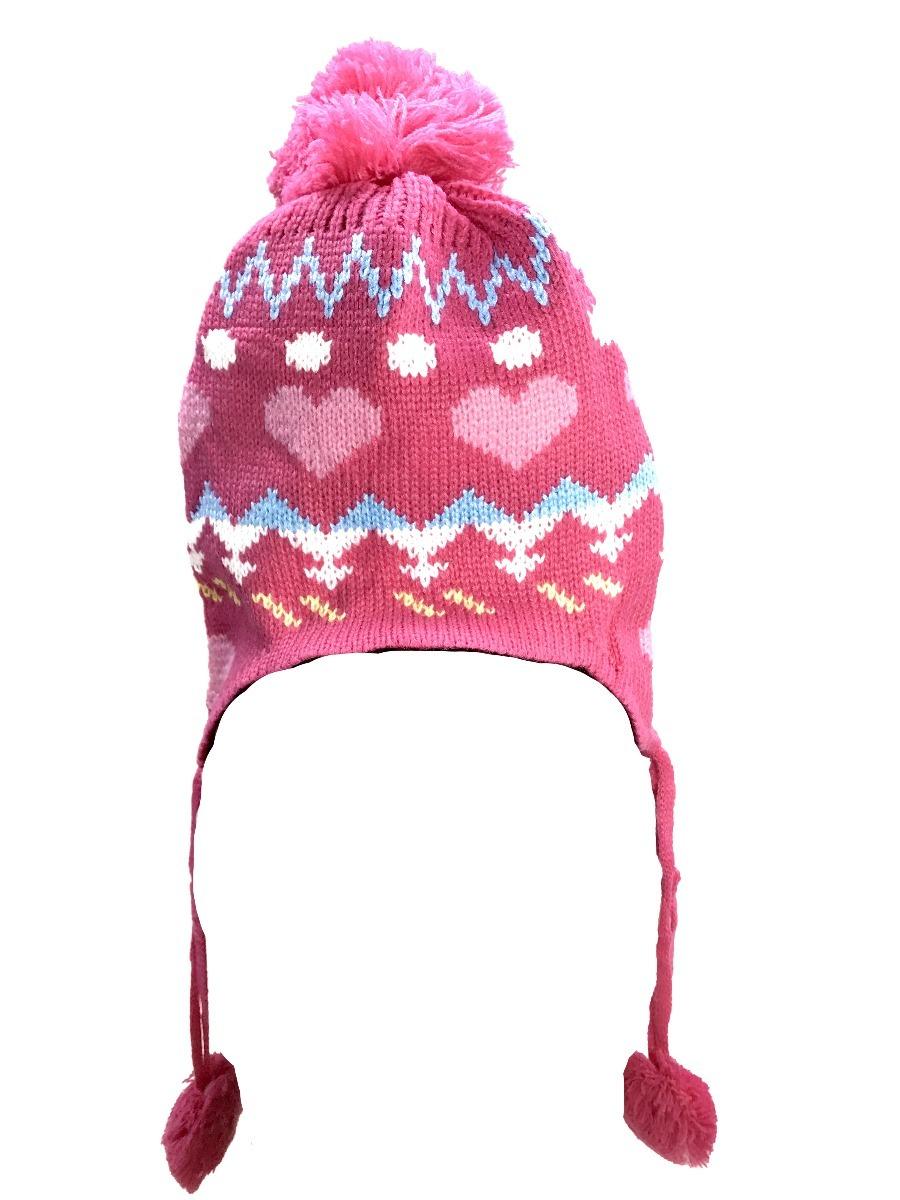 3bbc4600239b1 gorro touca de lã infantil chullo peruano frio extremo 40u. Carregando zoom.