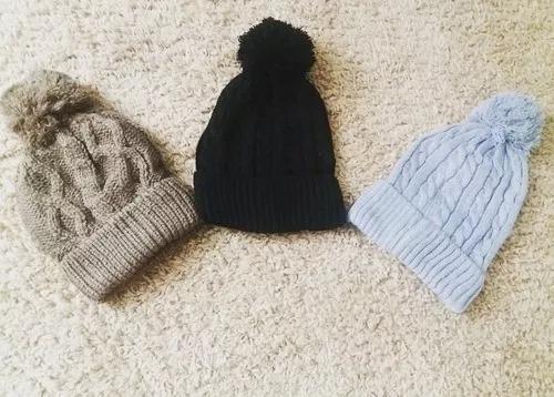 Gorro Touca Feminina Pompom Lançamento Moda Inverno 2018 - R  28 9f16af70b50