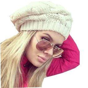 7b4ba2475f458 Gorro Touca Lã Feminino Beanie Pom Pom Blogueiras - R  29