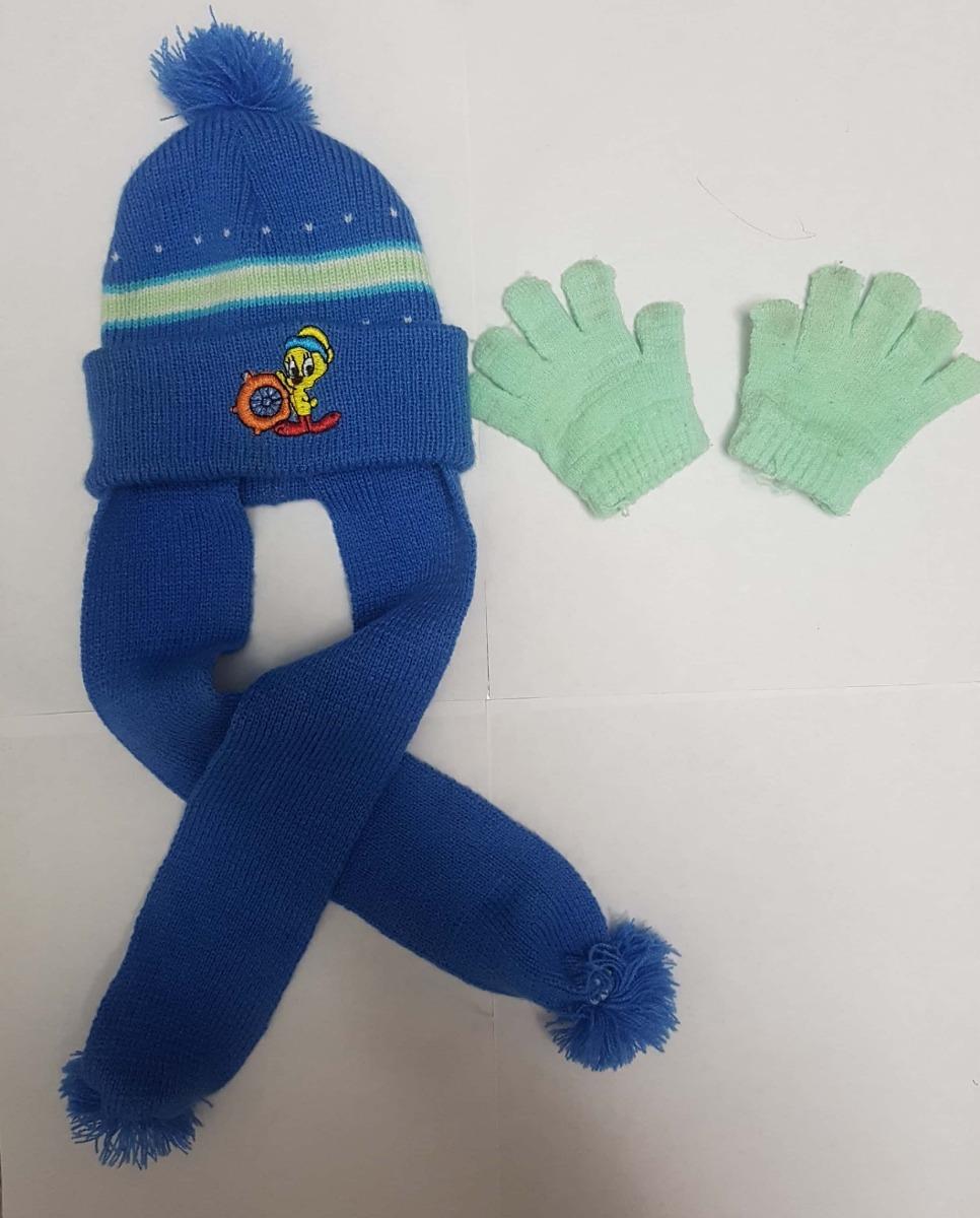 gorro y guante para el frio bebe usado. Cargando zoom. 4c4250c0930