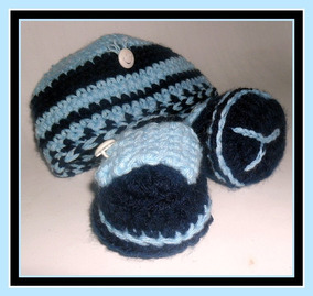 fb3003f47 Patucos Crochet en Mercado Libre Argentina