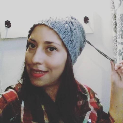 gorro/cuello 2 en 1 -tejido crochet- otoño invierno 2018