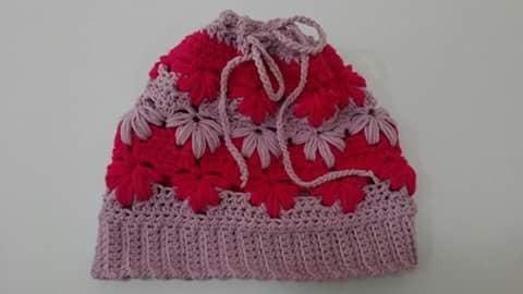 ofrecer descuentos gama completa de artículos sitio oficial Gorro/cuello 2 En 1 -tejido Crochet- Otoño Invierno 2018