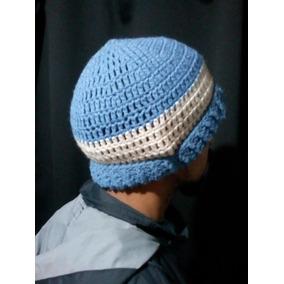 e445c4f096541 Cintillos Tejidos A Crochet - Accesorios de Moda de Hombre Azul en ...