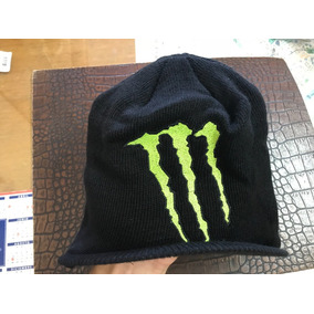 216e7c9abc0a3 Gorro Lana Monster Con Vicera