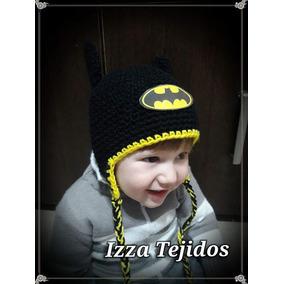 4f99e63e54fe1 Gorro Batman Tejido en Mercado Libre Argentina
