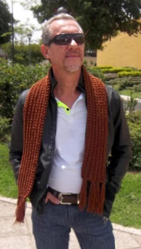 gorros, bufandas, cuellos, chales, sweaters y cobijas