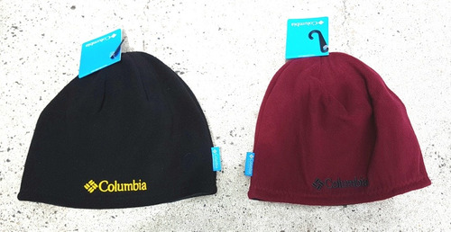 gorros columbia y the north face