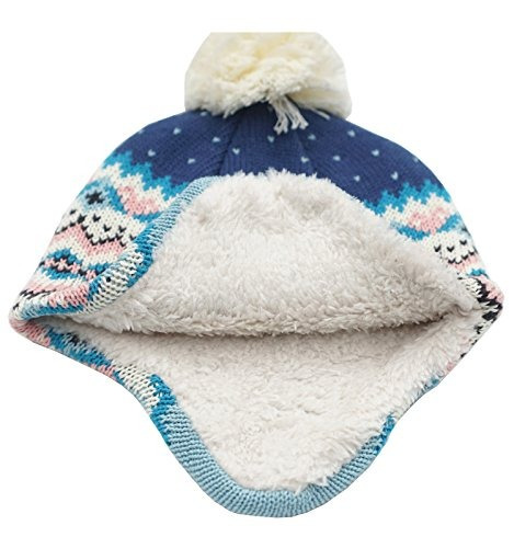 Gorros Connectyle Toddler Infant Baby Knit Kids H Buho Store ... 22b0c33e821