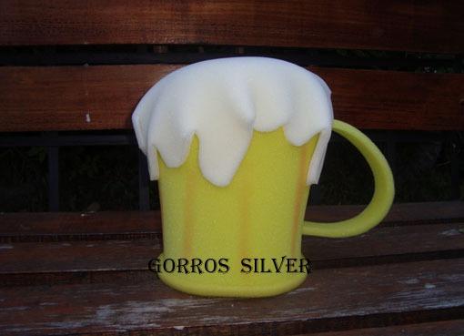 Gorros Cotillon De Goma Espuma 699e9ad2457