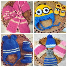 d72e3976d001c Gorros Crochet Para Ninas Bebes en Mercado Libre Uruguay