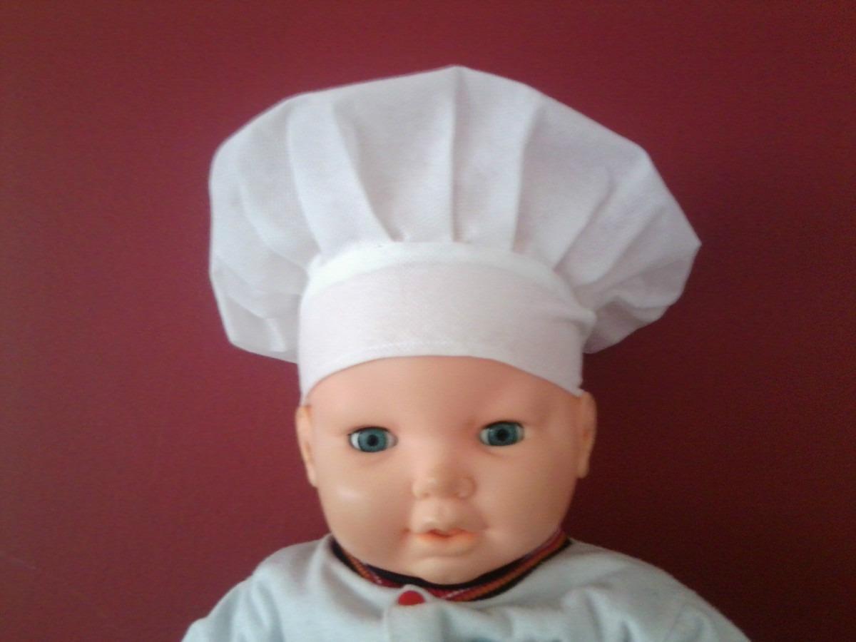 Gorros de chef para bebes y ni os todas las edades 9 for Material para chef