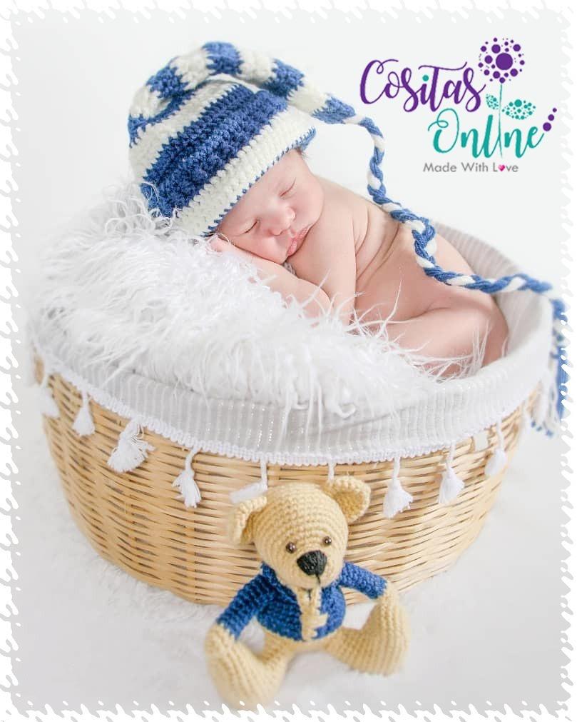 Gorros De Elfo   Duende Tejidos A Crochet - Bs. 35.000 f9f81d939a5