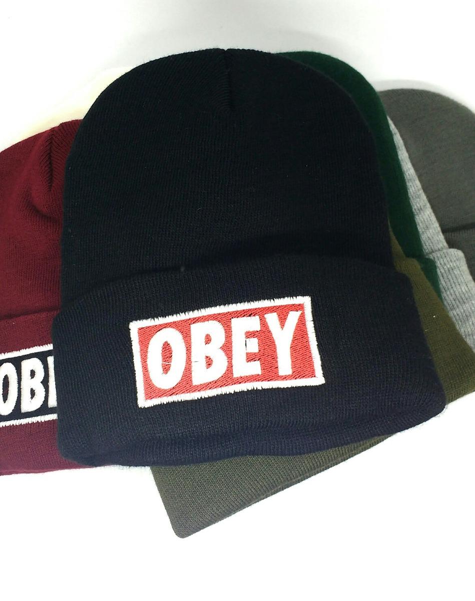 gorros de lana obey x mayor calidad x 25 unidades. Cargando zoom. 9e101f9a62e