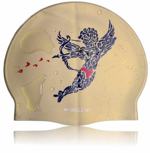 gorros de natación personalizadas - solo mayoreo (30 gorros)