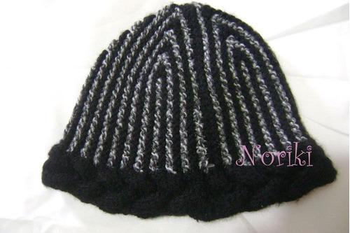 gorros en crochet para jovenes y niñas