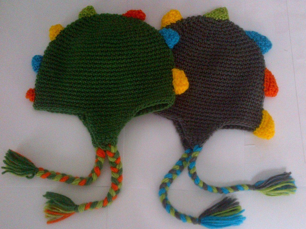 e2bfa7bce204c Gorros En Lana Para Niños Y Bebes En Crochet