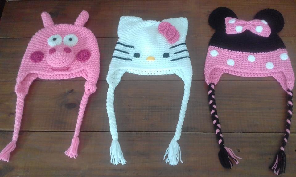8e95dcb07 best Como Hacer Gorros De Lana A Crochet Para Niños image collection