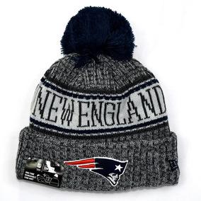 b76bd4600 New England Patriots Gorro De Invierno Nfl 2018 100% Orig