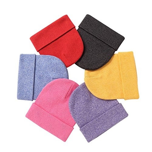 gorros home prefer classic soft warm knitted hat  buho store