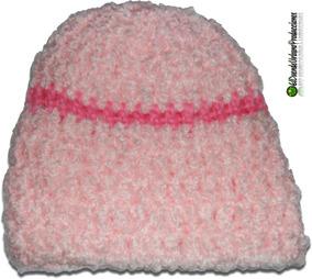 c472eea9c Gorros Newborn Crochet - Ropa y Accesorios Rosa en Mercado Libre ...
