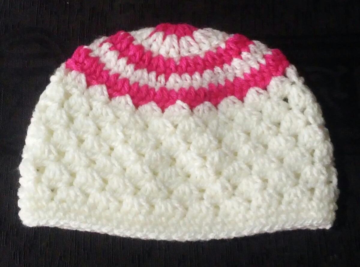 Gorros De Lana A Crochet