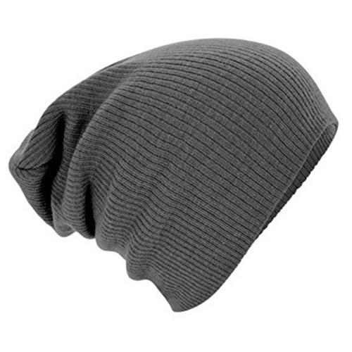 gorros largos beanie simil lana invierno hot-sale