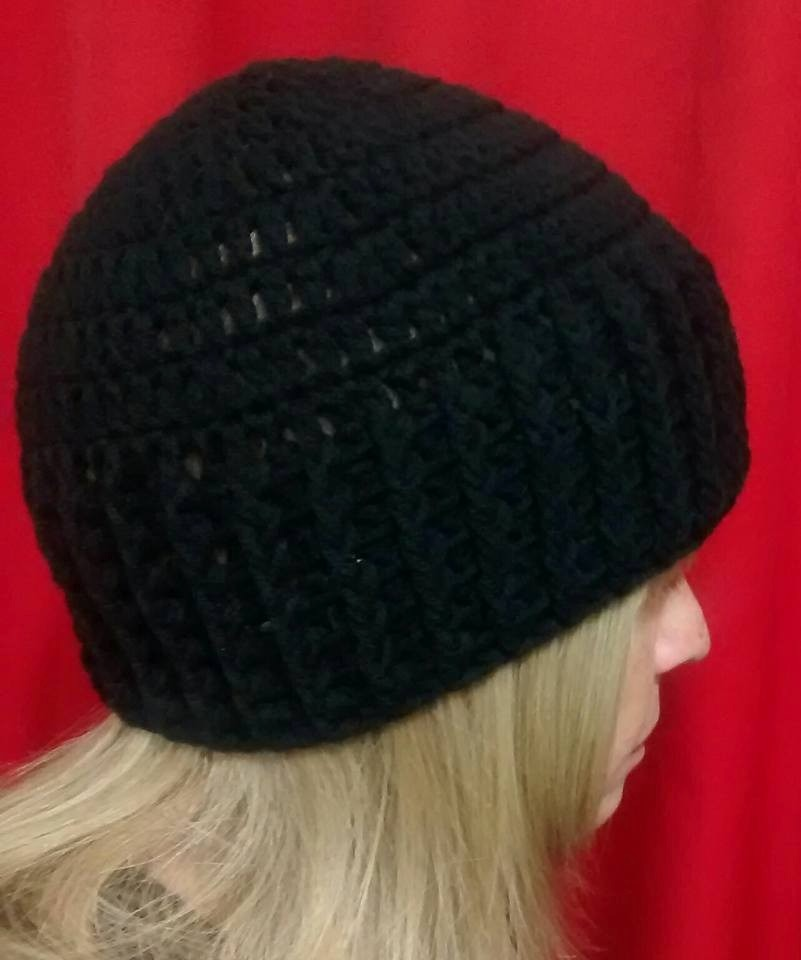Gorros Lana Cashmilon Tejido Crochet Hombre Mujer Moda -   100 531a027d204