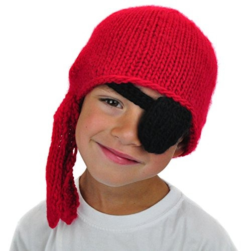 gorros neoneaters pirate beanie with patch - cute buho store