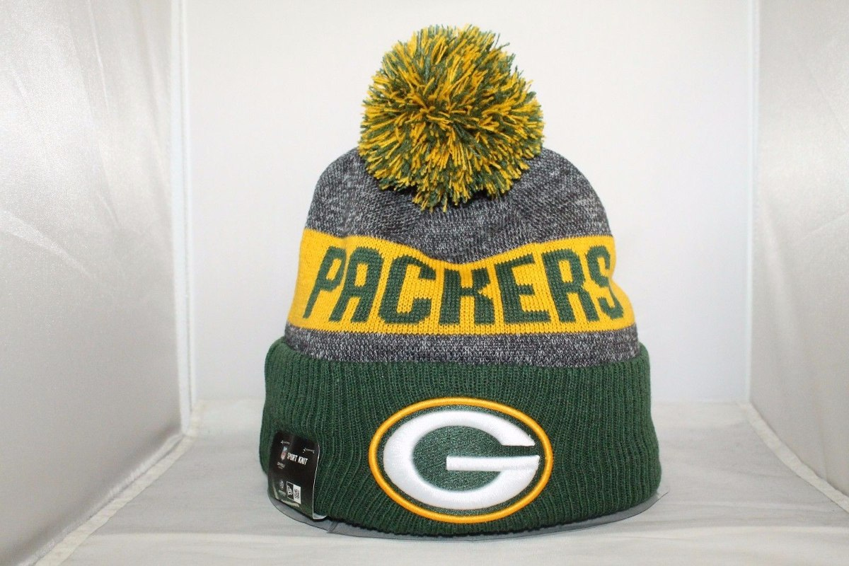 gorros nfl new era green bay packers frio 2016-2017 original. Cargando zoom. 8734e13a4c1