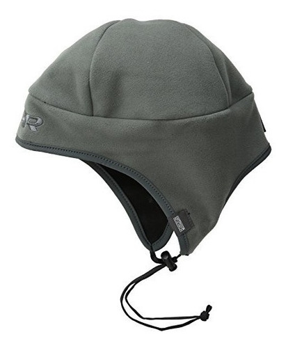 gorros outdoor research peruvian hat, charcoal, s buho store