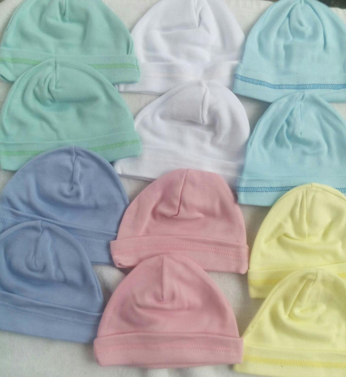 gorros para bebe recien nacidos en tela de algodon. Cargando zoom. f2dce9b0c5a