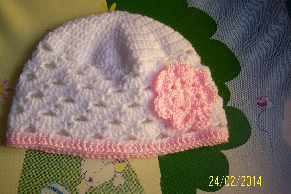 gorros para bebe tejidos al crochet. Cargando zoom. 3d8bc3661d3