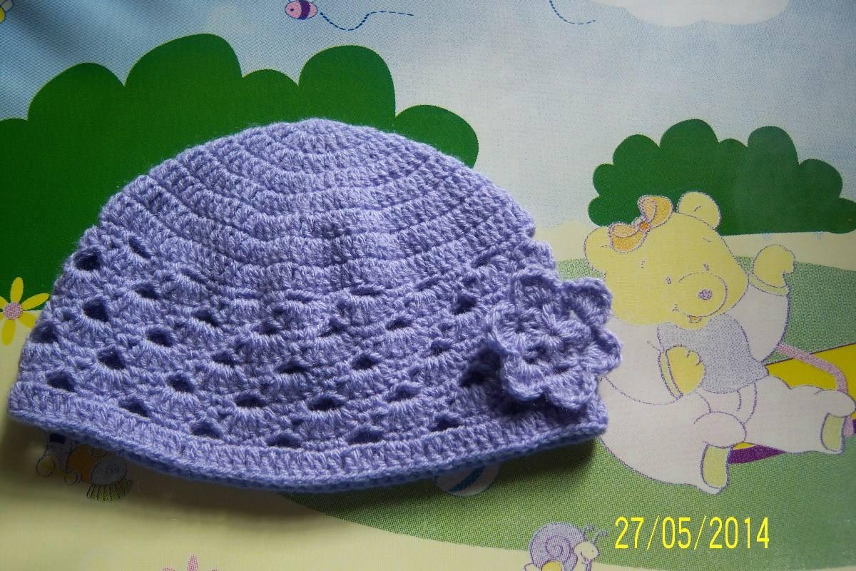2f58c0d61 gorros para bebe tejidos al crochet. Cargando zoom.
